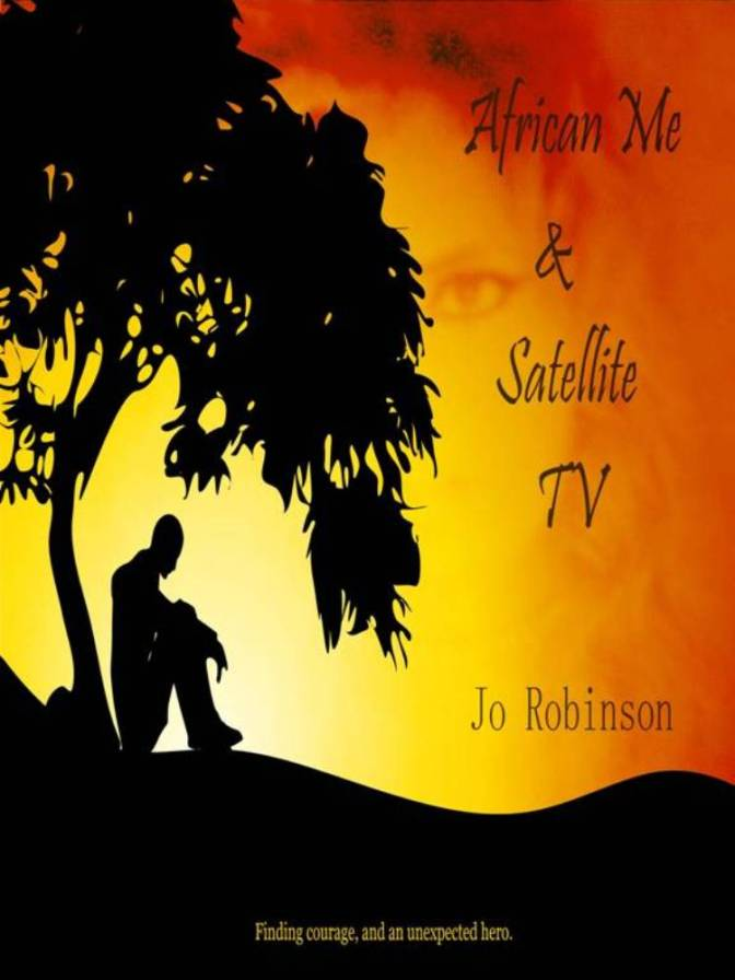 Q&A Jo Robinson African Me & Satellite TV @jorobinson176
