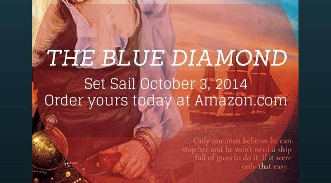 The Blue Diamond by @PSBartlett A Top 10 of the Year from @KindleNinja Book Reviews!