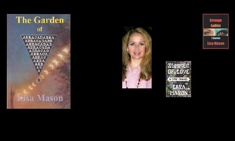 Q&A Lisa Mason of The Garden of Abracadabra, Volume 1 of the Abracadabra Series@lisaSmason