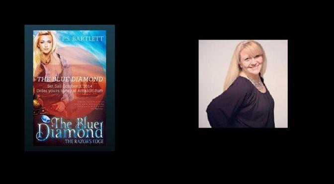 Q&A P.S. Bartlett-The Blue Diamond: THE RAZOR'S EDGE @PSBartlett