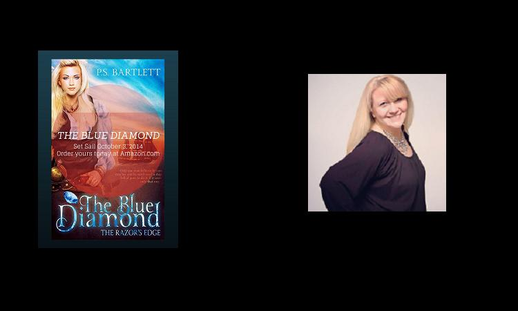 Q&A P.S. Bartlett-The Blue Diamond: THE RAZOR'S EDGE @PSBartlett