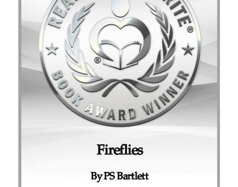 LitWorldInterviews Author PS Bartlett WINS! @PSBartlett