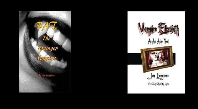 Q&A Jon Langione BAT: The Taninger Vampire @VampyreLangione