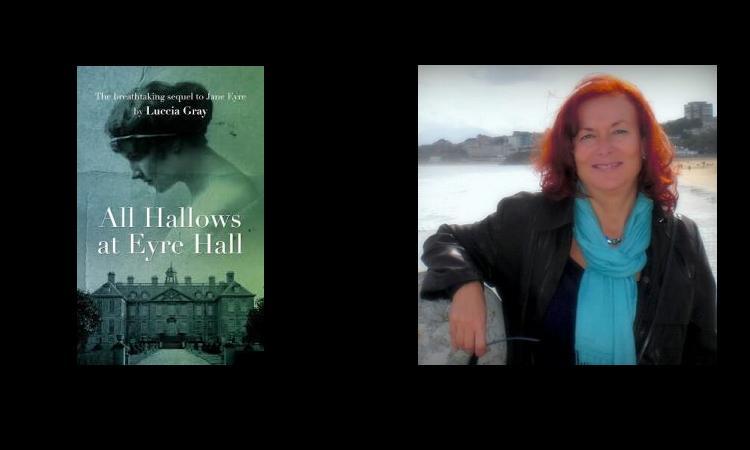 Q&A Luccia Gray All Hallows at Eyre Hall@LucciaGray