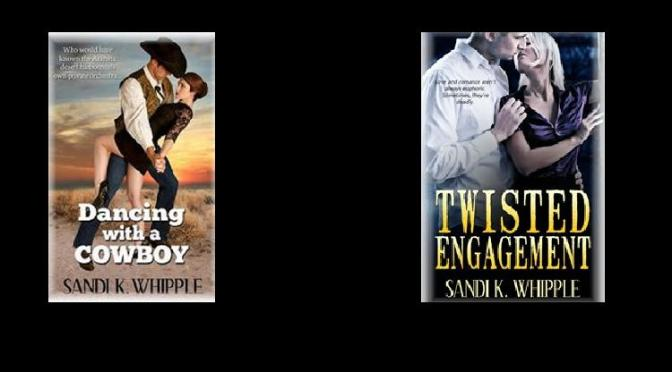 Q&A Sandi K Whipple Dancing with a Cowboy @whipsan