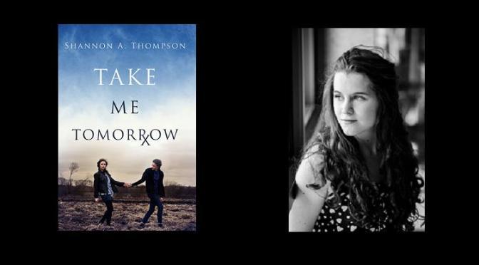 Q&A Shannon A. Thompson of Take Me Tomorrow @ShanAshleeT23