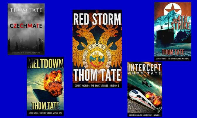 Covert World-Red Storm Q&A with @ThomasATate