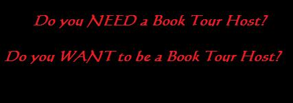 Want to be a book tour host? Need a book tourhost?