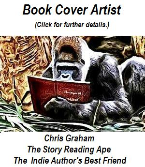 Book Cover Artist Chris Graham the @StoryReadingApe