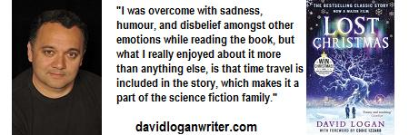 """Book Review by @RobertHughes05 of """"Lost Christmas"""" by@loganwriter"""