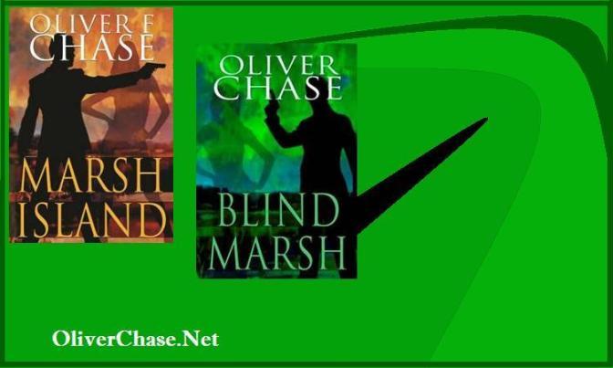 Blind Marsh @OliverFChase Q&A