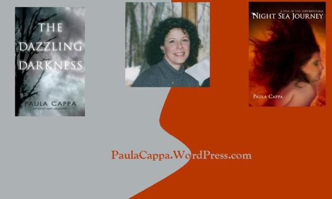 The Dazzling Darkness @PaulaCappa1 Q&A TODAY!