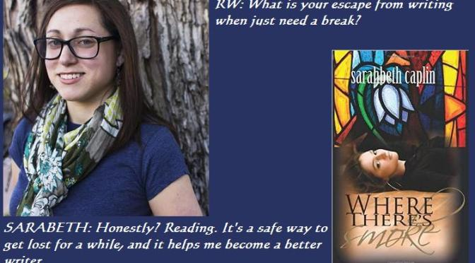 """""""Always have beta readers who are willing to be honest"""" @SbethCaplin Where There's Smoke Q&A"""
