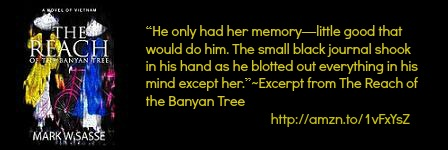 "BOOK REVIEW BY @COLLEENCHESEBRO OF ""The Reach of the Banyan Tree"" @SASSEVN"