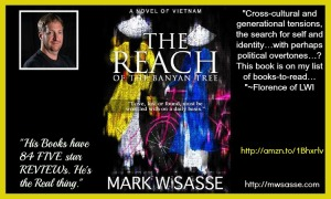 Mark Sasse Author of The Reach of the Banyan Tree Banner Image