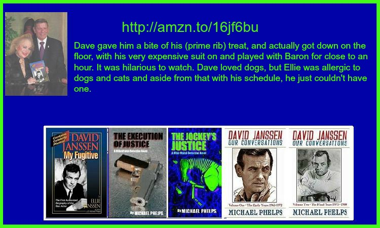David Janssen-Conversations Q&A @MichaelPhelps3 (The Author) Part 2