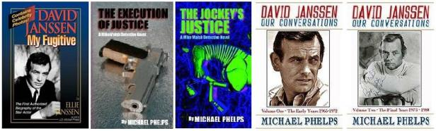 Michael Phelps Books