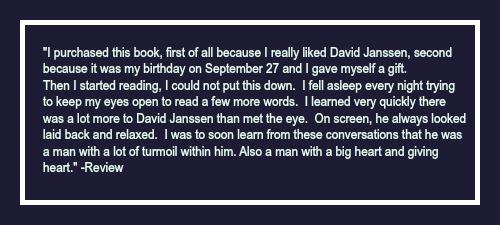 David Janssen Our Conversations Review