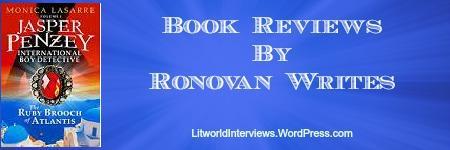 monica lasarre jasper penzey book review banner