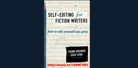 Self-Editing for Fiction Writers Review by @RonovanWrites
