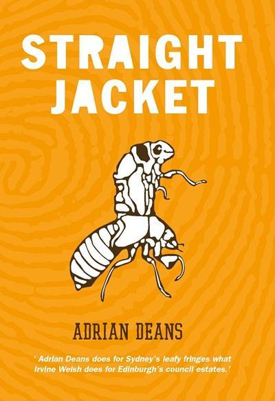#BookReview @FTThum – Straight Jacket by Adrian Deans