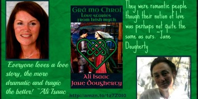Grá mo Chroí: Love Stories from Irish Myth