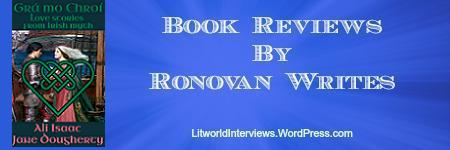 #BookWorm @RonovanWrites Review Grá mo Chroí Love Stories from Irish Myth @aliisaac_ &@MJDougherty33