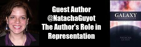 The Author's Role in Representation @NatachaGuyot