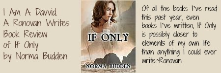 #Book #Review by @RonovanWries of If Only by @NormaBudden