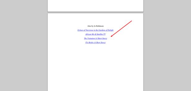 1 - Hyperlinks in PDF