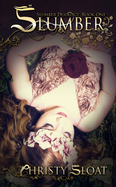 Slumber book cover