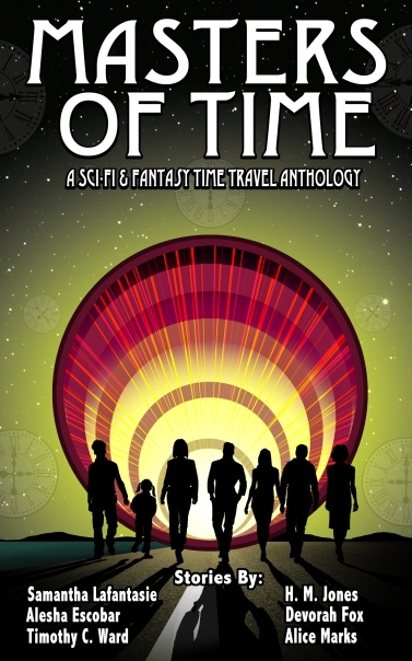 Masters of Time Kindle Cover-1