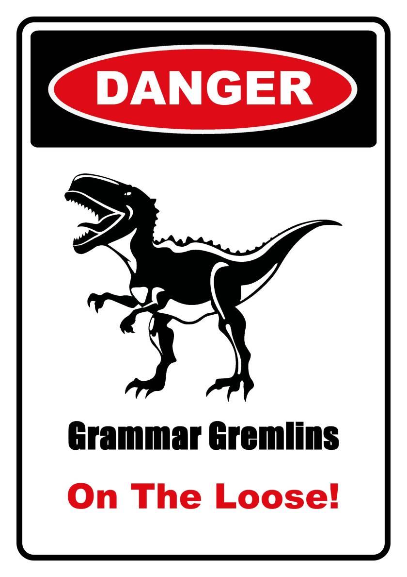 Grammar Gremlins