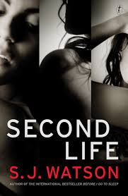 second life book cover