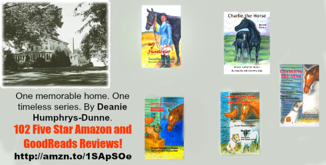 A @ColleenChesebro Interview with  Children's Author Deanie Humphrys-Dunne @hollyssis