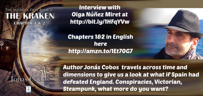 #Interviews-in-Translation. Today Jonás Cobos (@JonasCobos).