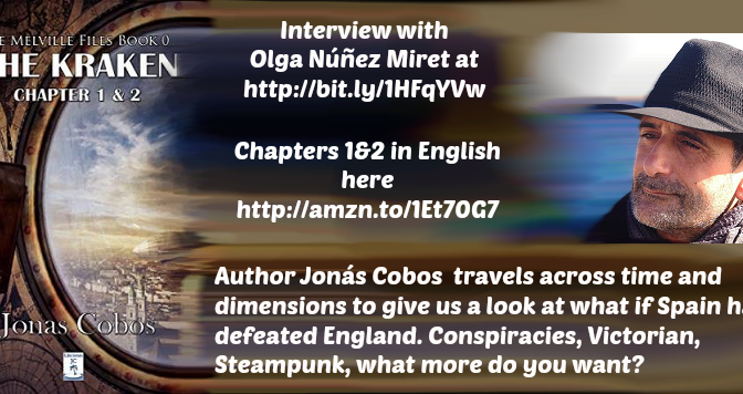 #Interviews-in-Translation. Today Jonás Cobos (@JonasCobos).