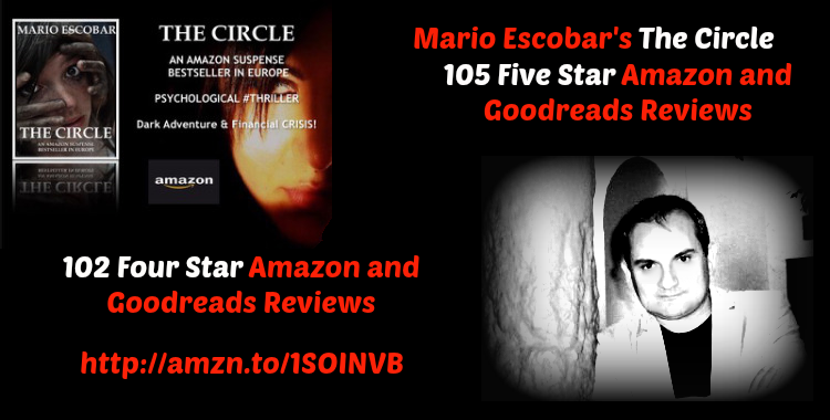 #Interview-in-translation by @OlganNM7 With Mario Escobar @EscobarGolderos 'The Circle'