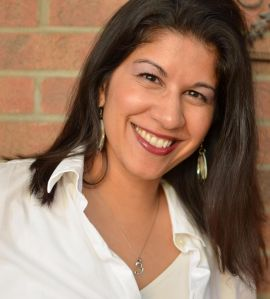 Jasmine Aziz Author of Sex and Samosas