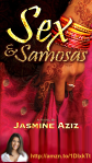 Sex and Samosas book cover by Author Jasmine Aziz