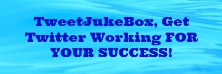 Do you need help with Twitter? Try #TweetJukebox. And come and share someTweets!