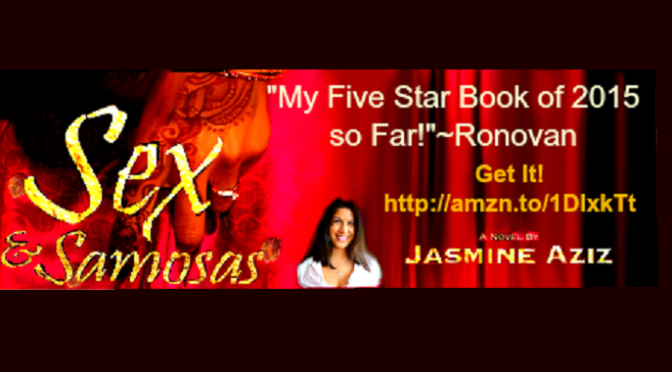 #Interview with @JasmineAziz of Sex & Samosas.