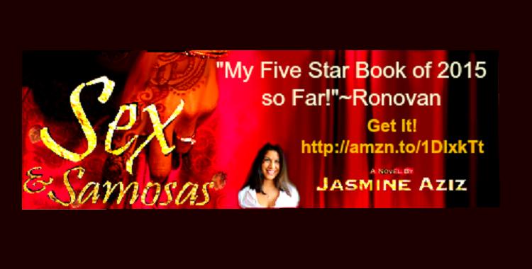 #Interview with @JasmineAziz of Sex &Samosas.