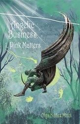 Olga Nunez Miret Angelic Business Book Cover