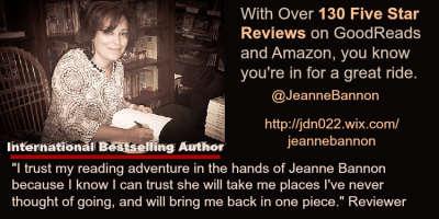 Jeanne Bannon International Bestselling Author