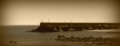 Spiddal Pier Galway Bay Ireland