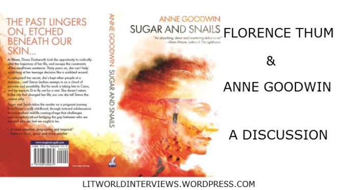 Interview with Anne Goodwin @annecdotist – Author of 'Sugar and Snails'