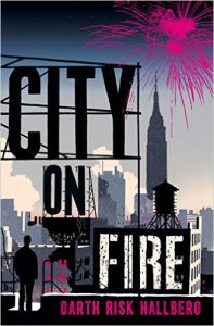 City on Fire, Kindle by Gareth Risk Hallberg