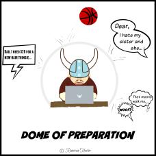 NaNoWriMo Dome of Preparation