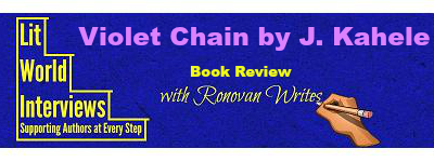 Violet Chain by J. Kahele Book Review